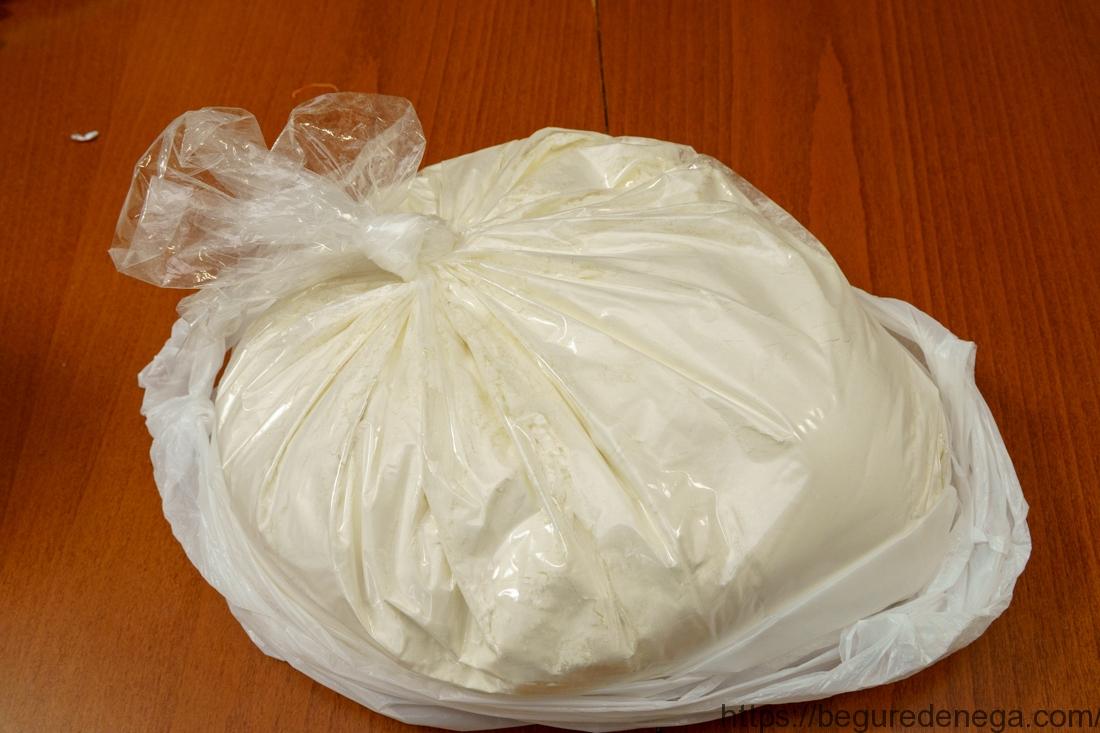 2018年 北海道産 小麦粉