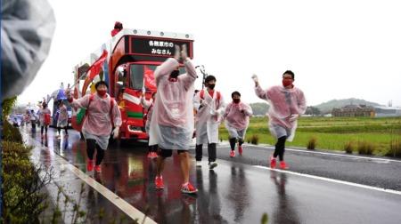2021.04 岐阜県での聖火リレーについて
