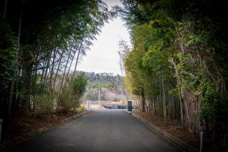 【4k】大熊町立入規制緩和区域の放射能測定(2021.03)